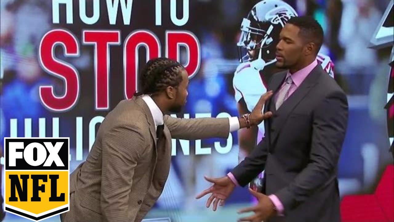 Josh Norman demonstrates how to stop Julio Jones