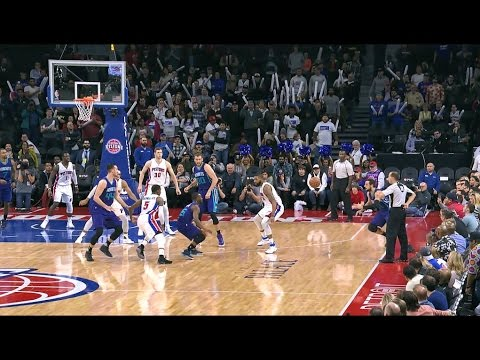 Marco Belinelli's near miracle 3-pointer vs. Detroit