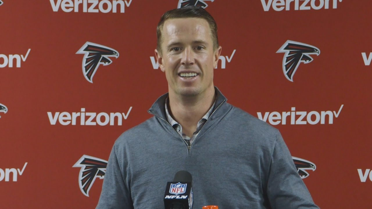 Matt Ryan speaks on the Falcons playoff win over Seattle