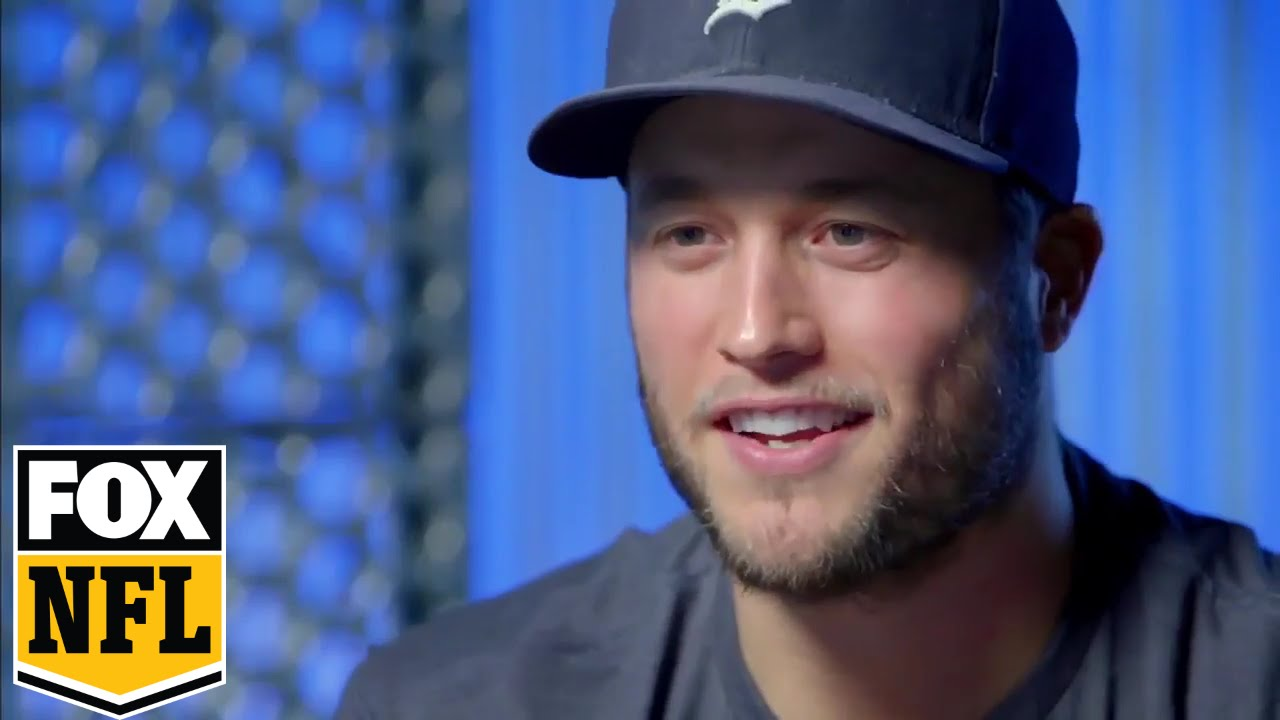 Matthew Stafford speaks on leading Detroit into the NFL Playoffs