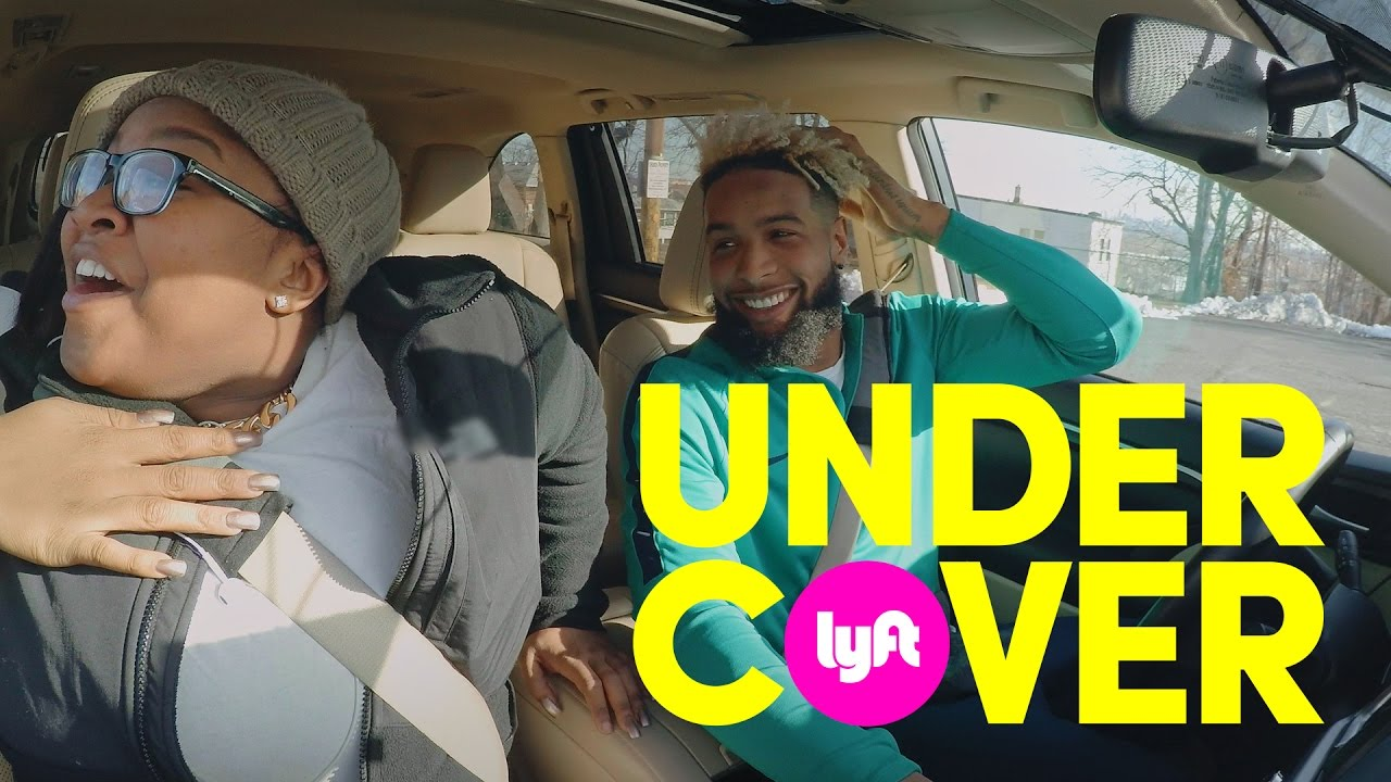 Odell Beckham Jr. shocks fans by going undercover with Lyft