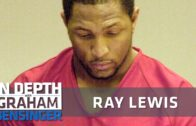 Ray Lewis explains how murder charges saved his life