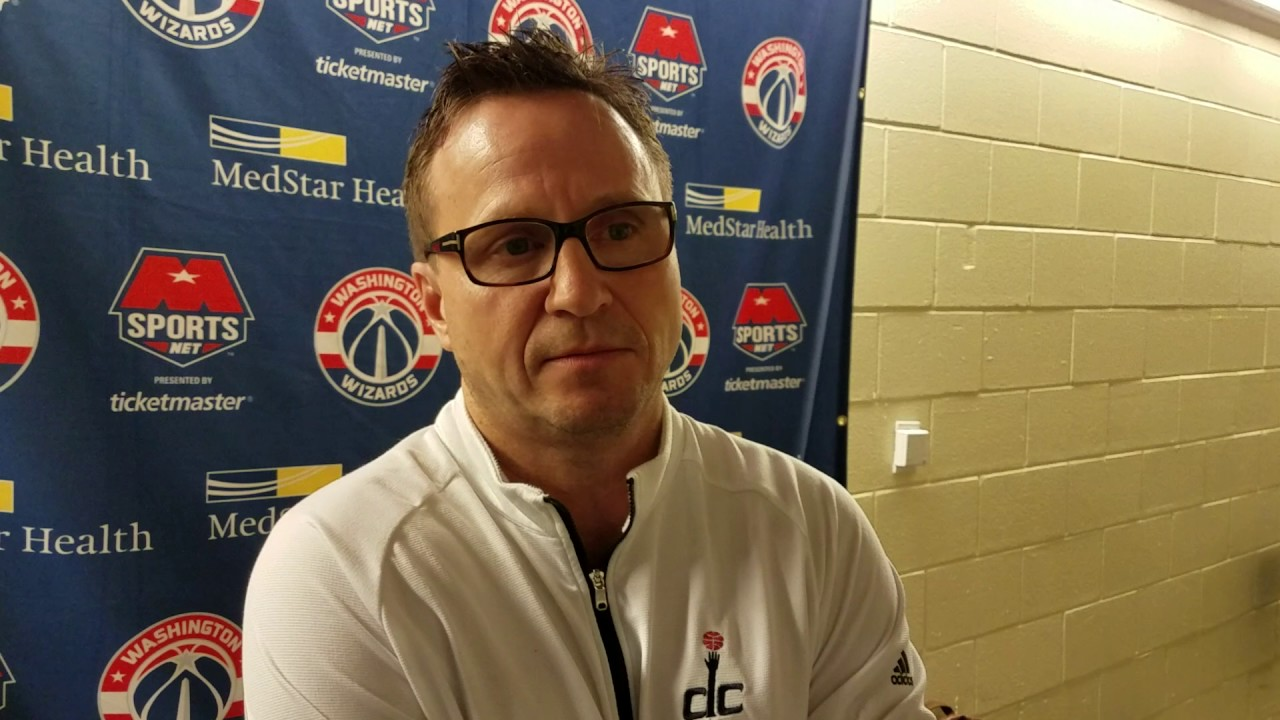 Scott Brooks speaks on Russell Westbrook & James Harden's MVP chances (Fanatics View Exclusive)