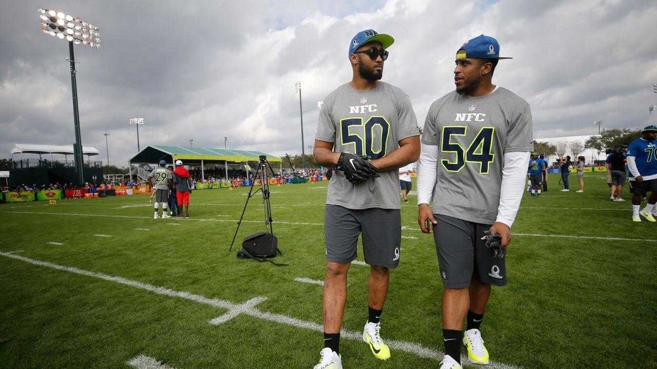 Seattle's K.J. Wright takes you inside the 2017 Pro Bowl