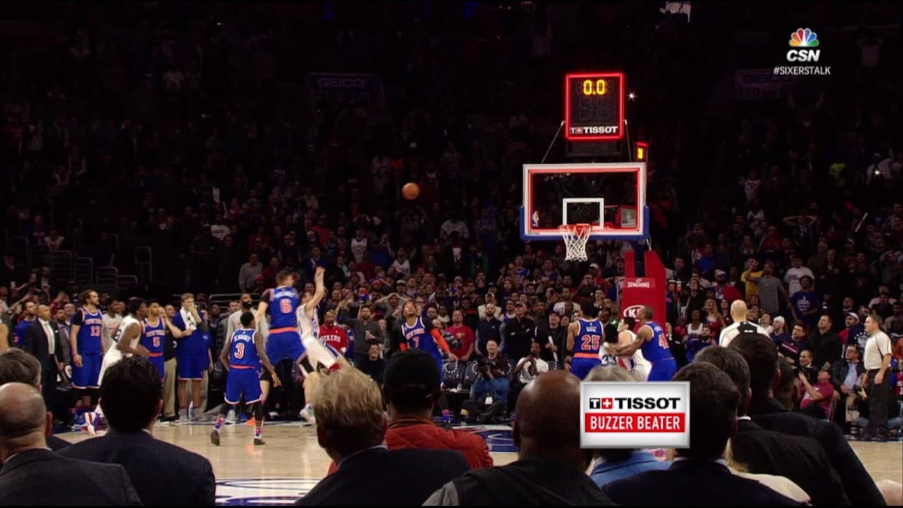 T.J. McConnell hits buzzer beater to give 76ers the edge over New York