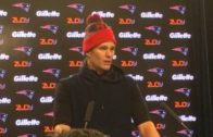 Tom Brady addresses his Super Bowl motivation against cheating allegations