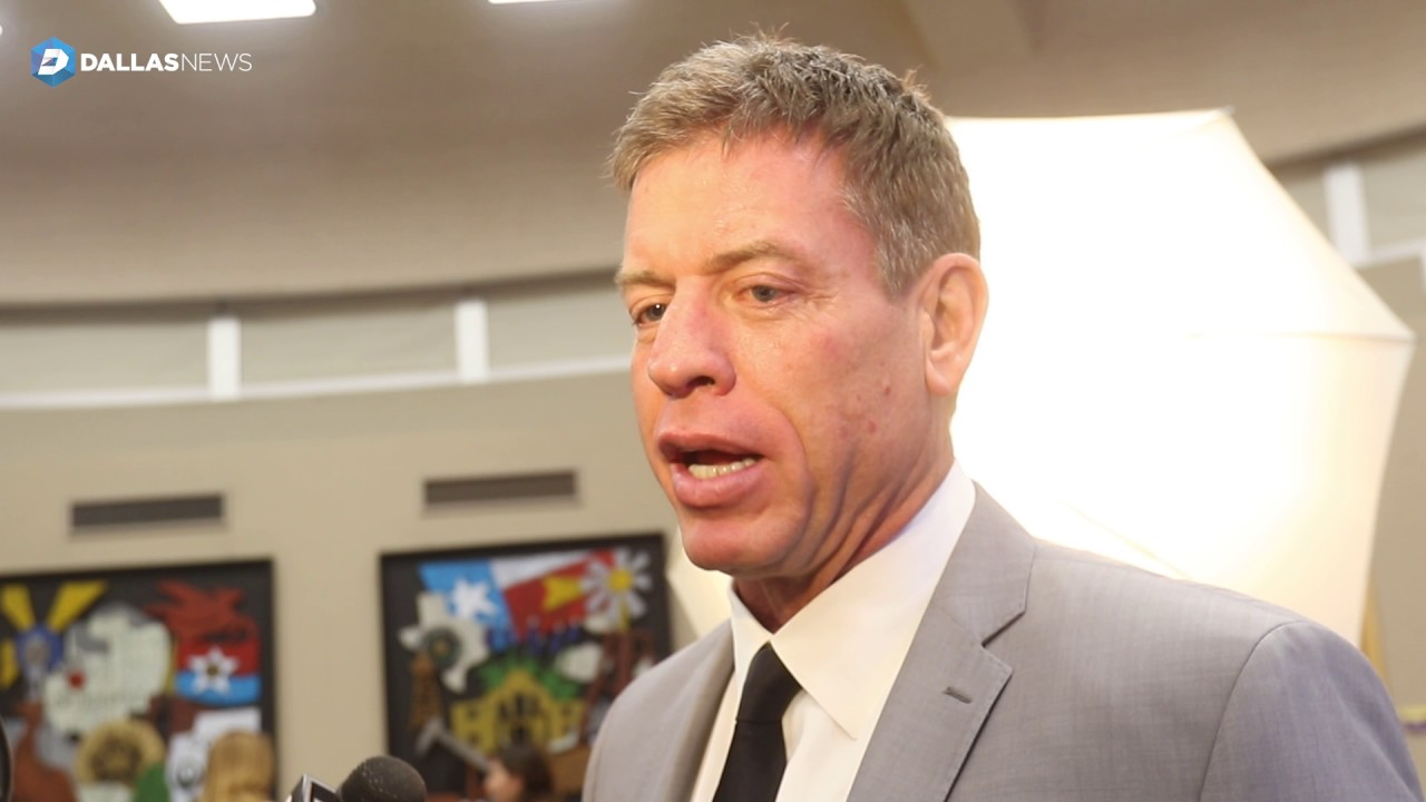 Troy Aikman responds to Packers fans' petition to ban him from calling Green Bay games