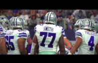 """Tyron Smith tell his story in Cowboys """"Finish The Fight"""" video"""