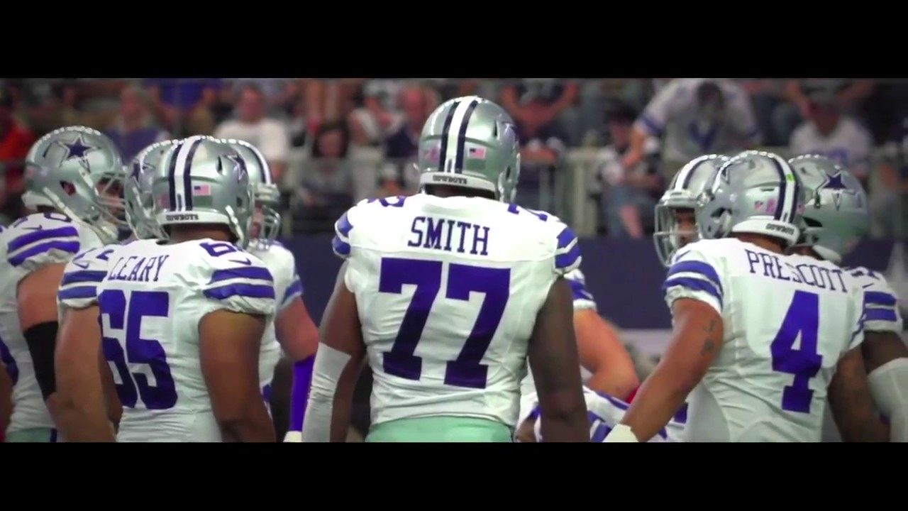 Tyron Smith tell his story in Cowboys