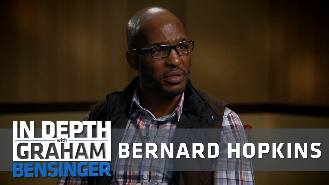 Bernard Hopkins speaks on almost having to revenge his brother's murder in jail