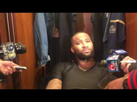 DeMarcus Cousins speaks on his debut with the Pelicans