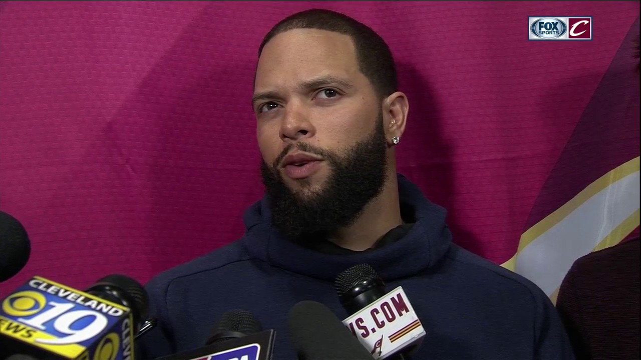 Deron Williams lists the reasons why he's joined the Cleveland Cavaliers