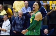 Dillon Brooks hits last second 3-pointer to lift Oregon over Cal