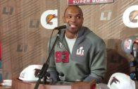 Dwight Freeney speaks on Atlanta's tight knit locker room (FV Exclusive)
