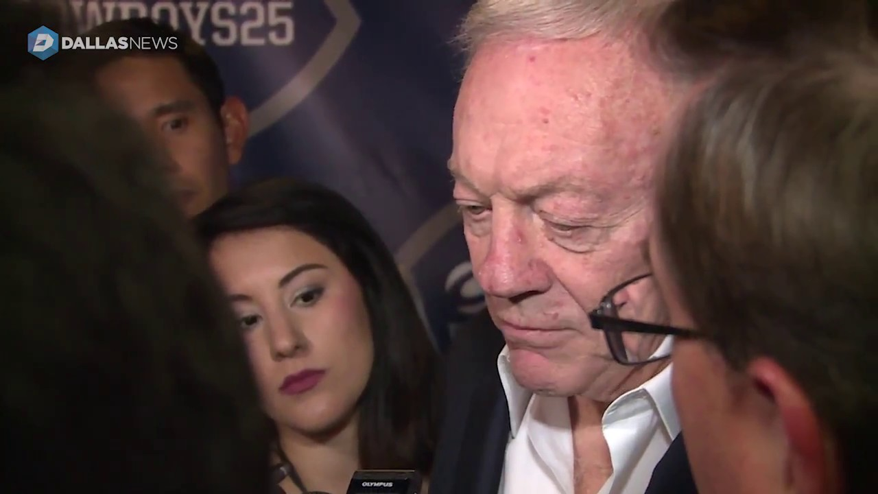 Jimmy Johnson & Jerry Jones talk about their relationship with each other today