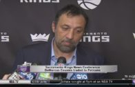 Kings GM Vlade Divac says he had better offers for DeMarcus Cousins