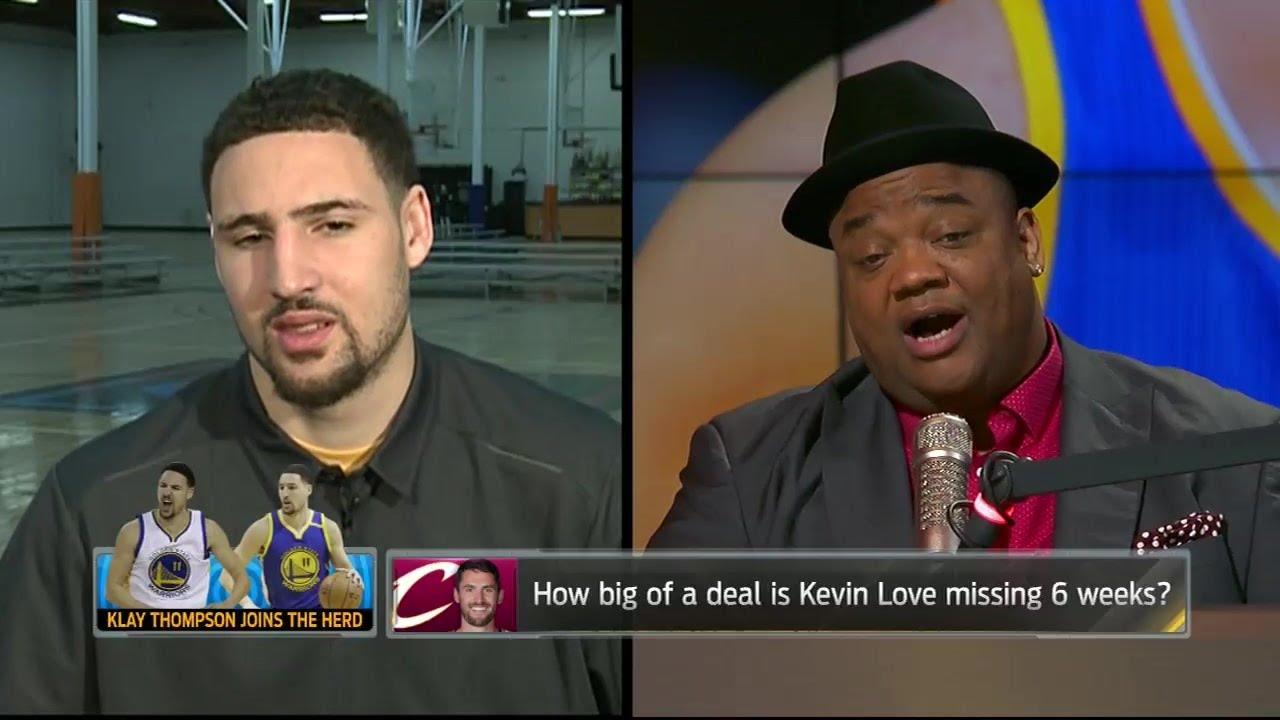 Klay Thompson speaks on Cleveland Cavaliers, Kevin Durant & Russell Westbrook