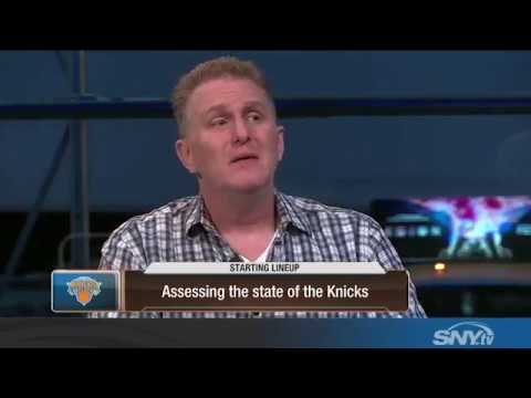 Michael Rapaport goes on a epic rant about the New York Knicks