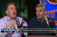 Michael Rapaport goes on an epic rant defending Charles Oakley