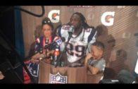 Patriots RB LeGarrette Blount would've voted for James White as Super Bowl MVP