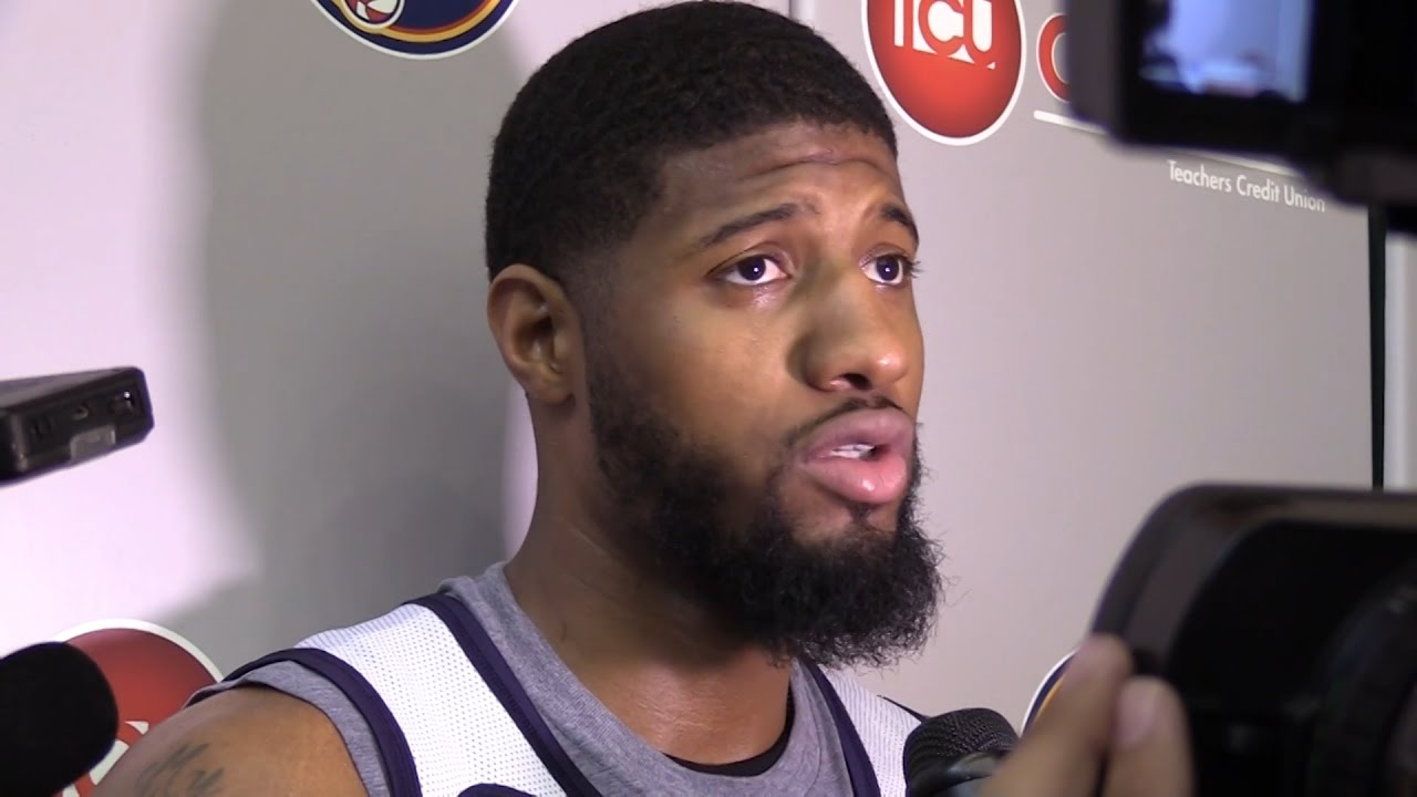 Paul George speaks on his uncertainty during the NBA Trade Deadline