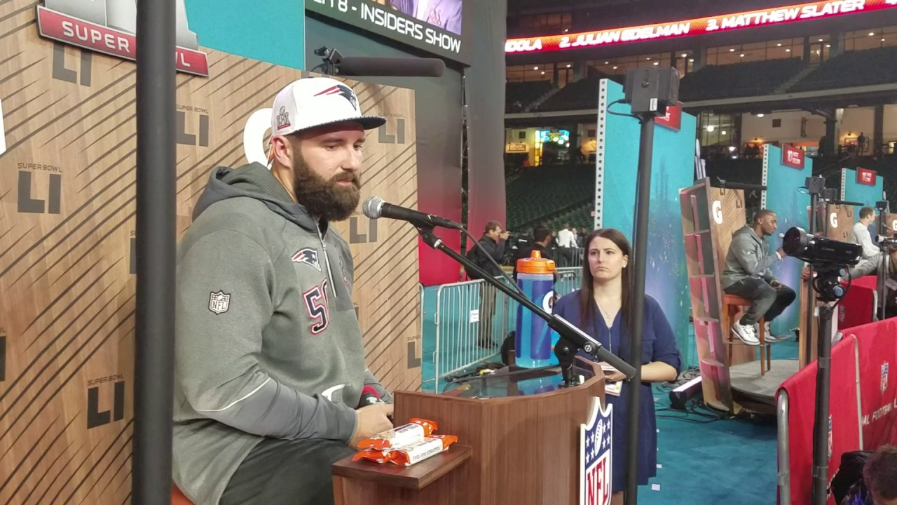 Rob Ninkovich speaks on Chris Long making the Super Bowl (FV Exclusive)