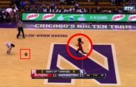 Shaqtin' Hall of Fame: Northwestern guard commits turnover while tying shoe