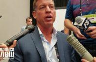 Troy Aikman talks Tom Brady, Dallas Cowboys & Los Angeles Rams (FV Exclusive)