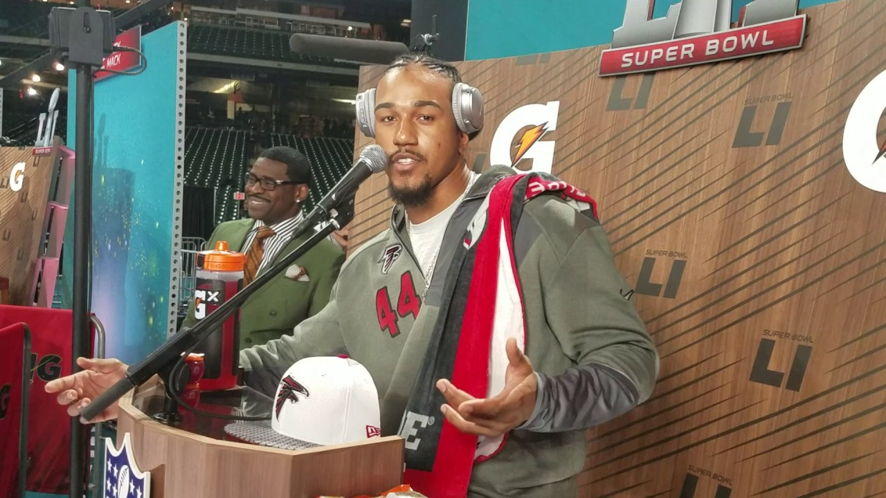 Vic Beasley speaks on his Clemson Tigers & Deshaun Watson (FV Exclusive)