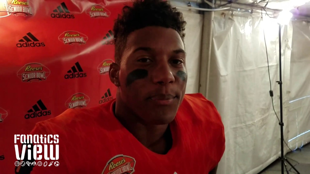 Zay Jones on having a chip on his shoulder coming out of East Carolina (FV Exclusive)