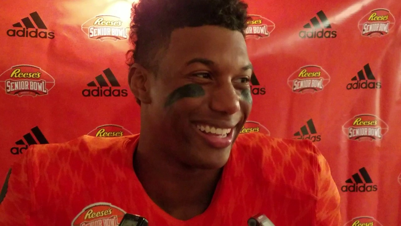 Zay Jones speaks on improving his draft stock & 2017 Senior Bowl (FV Exclusive)