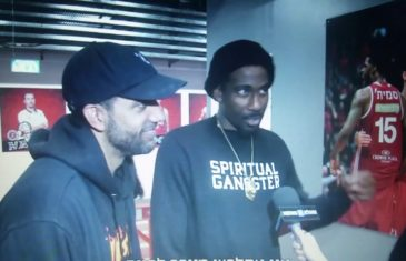 """Amar'e Stoudemire says he would shower """"across the street"""" if he had a gay teammate"""