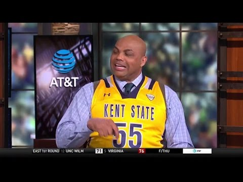Charles Barkley openly cheering against UCLA because of Lonzo Ball's dad