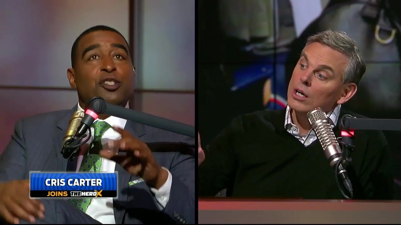 Cris Carter reflects on the future of Marshawn Lynch & Colin Kaepernick