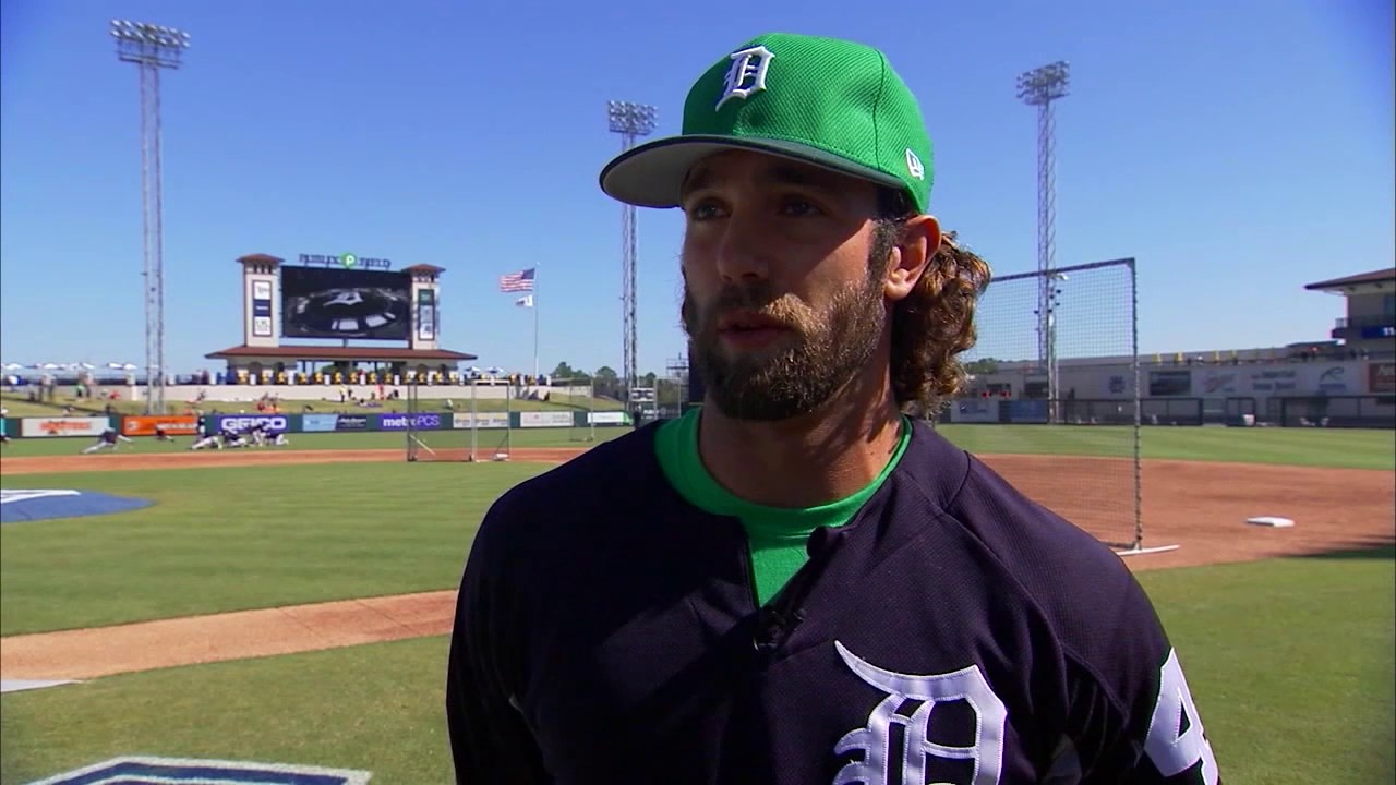 Daniel Norris speaks on his spot in the Detroit Tigers rotation