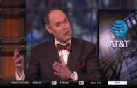 Ernie Johnson makes fun of Charles Barkley for weighing 300 pounds at Auburn