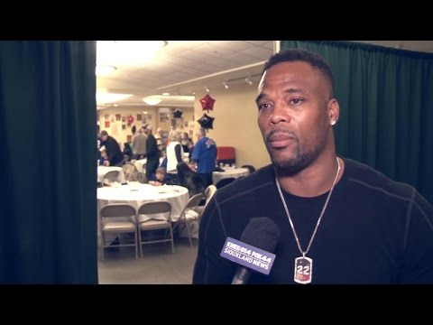 Ex-Bills RB Fred Jackson says he wants to play in NFL again