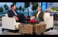 Former NFL Quarterback Ryan Leaf opens up about turning his life around on Ellen