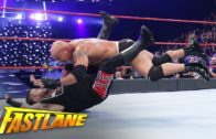 Goldberg Spears & Jackhammers Kevin Owens for Universal Title