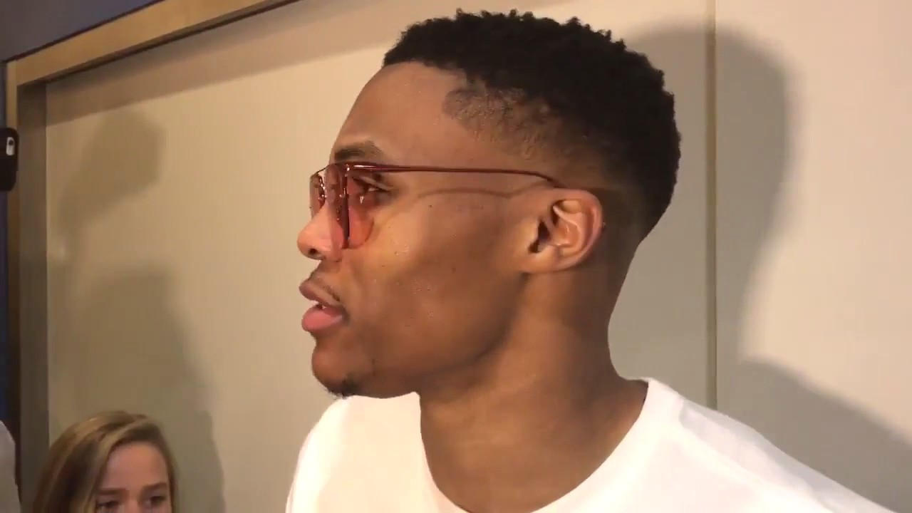 Russell Westbrook speaks on his scuffle with Stephen Curry & Golden State