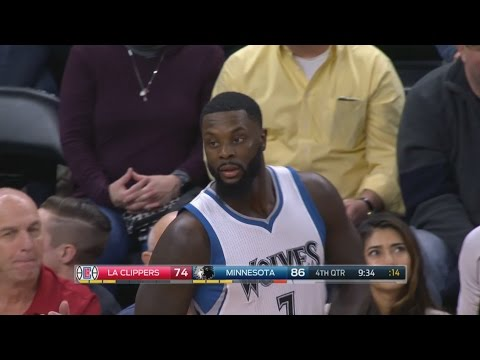 Top Shaqtin' Form: Lance Stephenson stumbles while dribbling