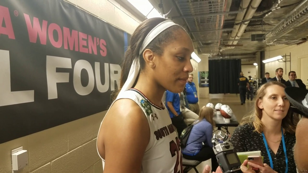 A'ja Wilson on how South Carolina won a National Championship
