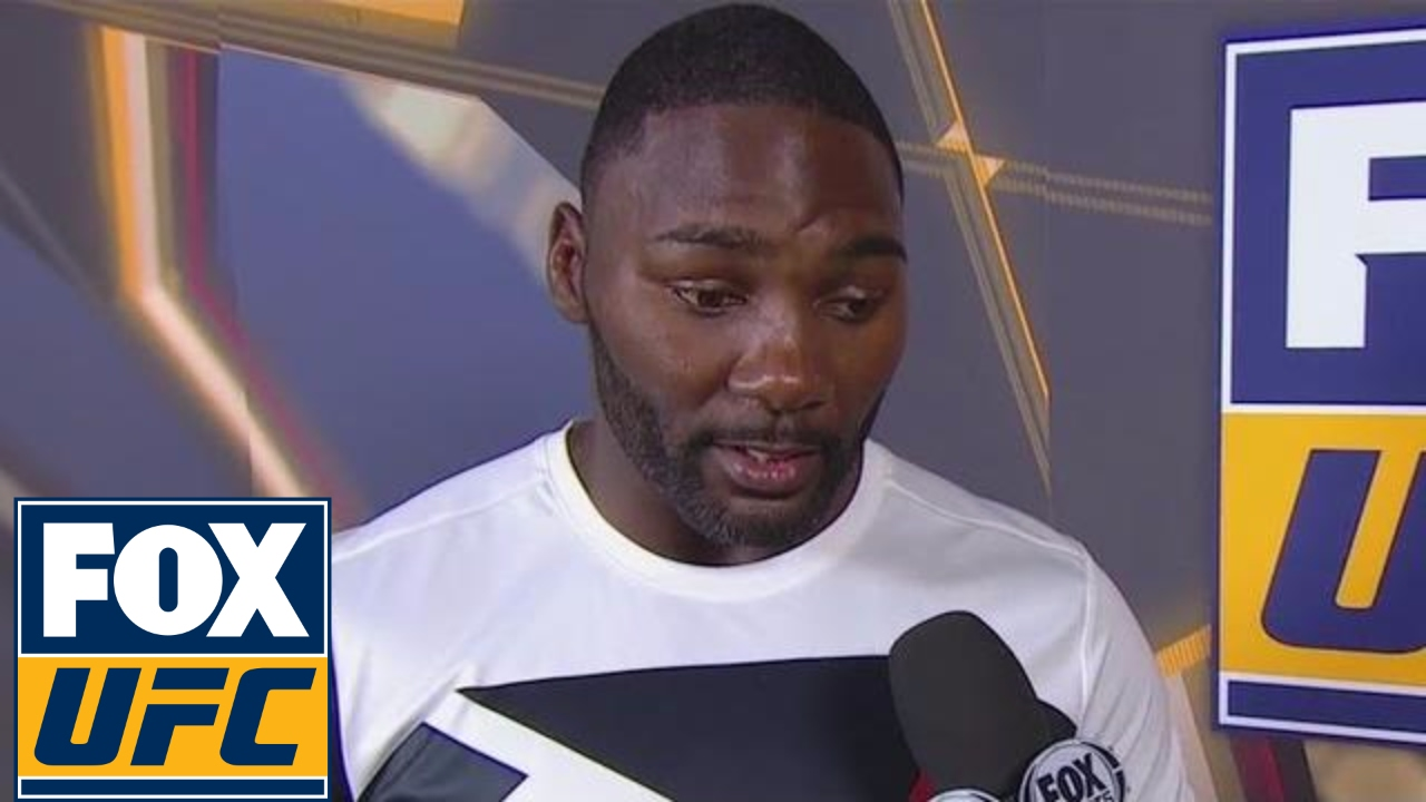 Anthony Johnson explains his decision to retire from the UFC