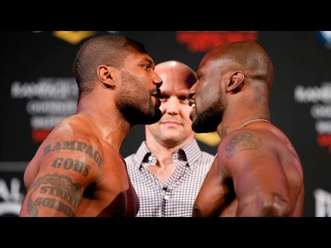 Bellator 175 Weigh-Ins: Rampage Comes in 40 lbs heavier than King Mo