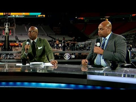 Charles Barkley & Kenny Smith disagree on who will be the national champion