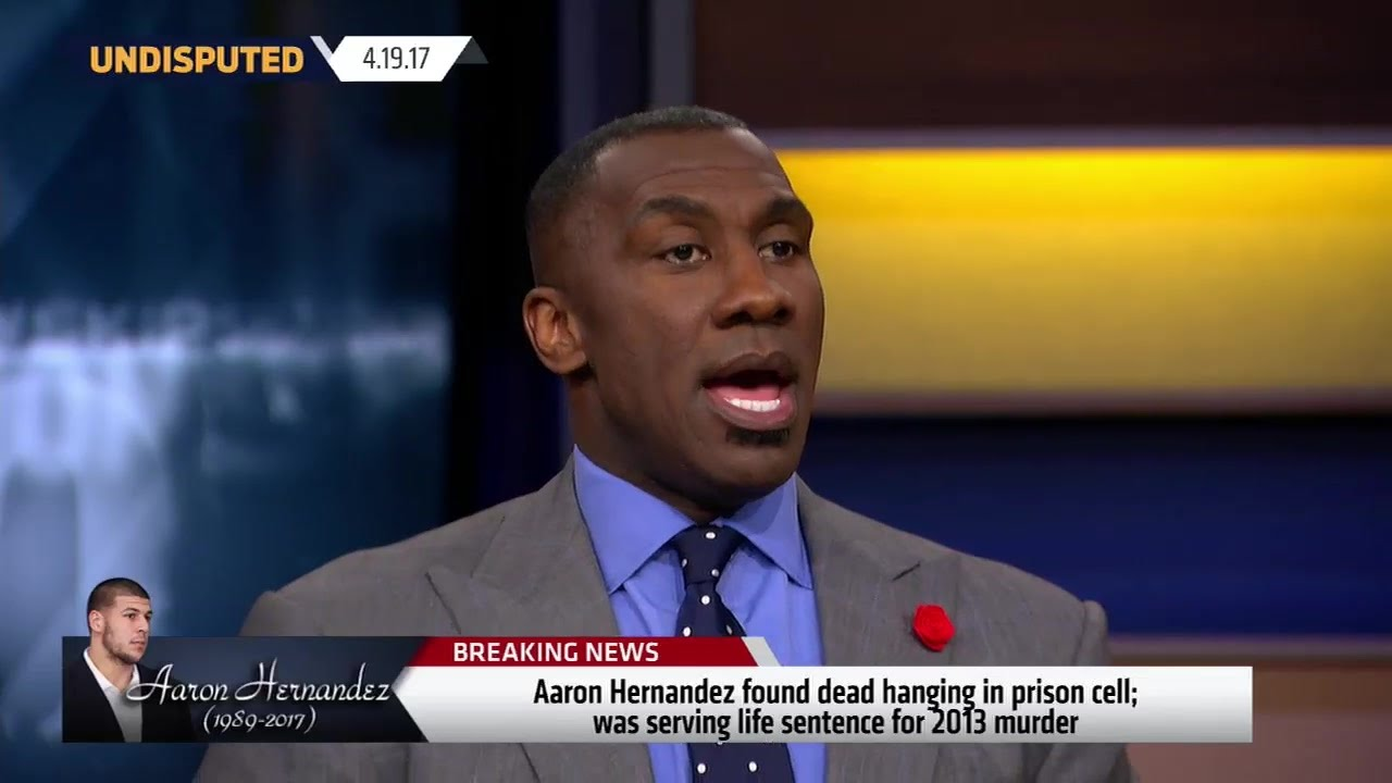 Cris Carter & Shannon Sharpe reflect on Aaron Hernandez committing suicide