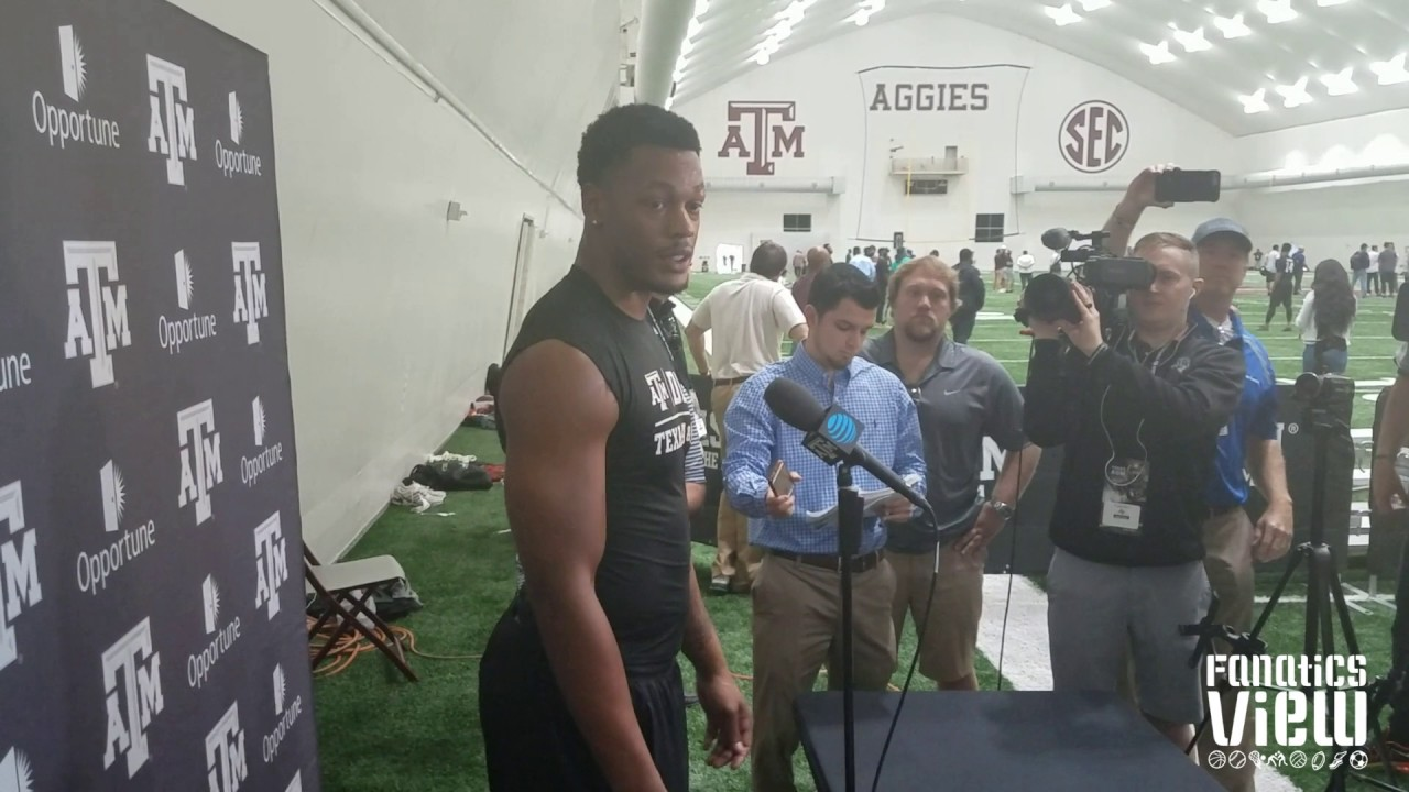 Daeshon Hall says he's visited Seattle Seahawks & Dallas Cowboys