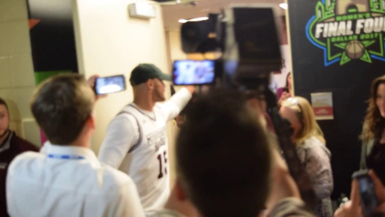 Dak Prescott congratulates Mississippi State on historic win over UConn (FV Exclusive)