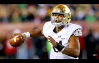 Fanatics View Draft Profile – DeShone Kizer (QB – Notre Dame)