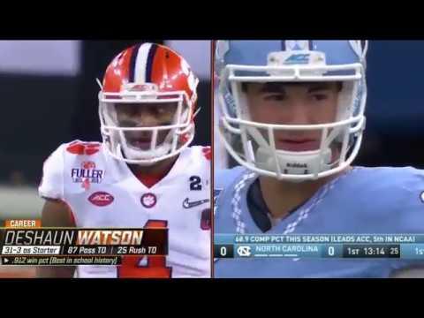 Fanatics View Draft Profile - Deshaun Watson (QB – Clemson)